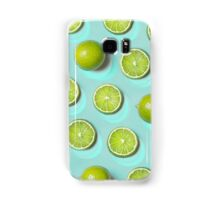 LIME FRUIT Samsung Galaxy Case/Skin