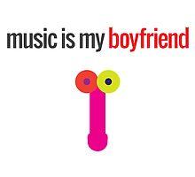 Music Is My Boyfriend by ak4e