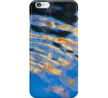 Color Abstraction LXIV iPhone Case/Skin