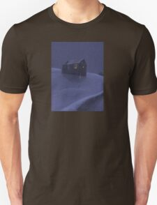 Snowy Barn T-Shirt