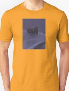 Snowy Barn T-Shirt