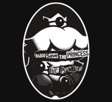 8 bit Plumbers Save The Princess by luminauts