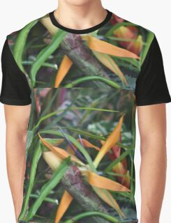 Bird of Paradise, As Is Graphic T-Shirt