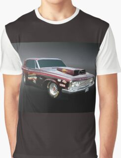 1963 Plymouth Sport Fury Graphic T-Shirt