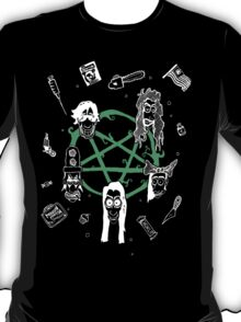 The Spooky Kids(2) T-Shirt