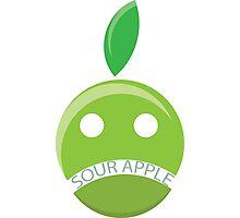 Sour Apple Photographic Print