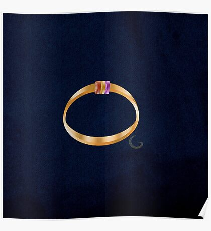 Drusy Ring Poster