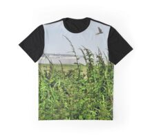 Coastal path Graphic T-Shirt
