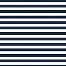 Blue Stripes by thetangofox