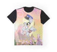 My little pony Derpy Graphic T-Shirt
