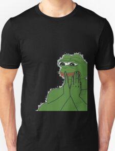 Low Quality Pepe Unisex T-Shirt