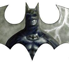 1989 Batman by Rich3rd