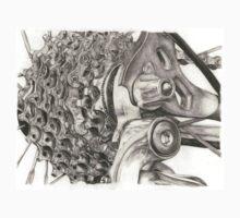 Cycling Bike Cassette Kids Clothes