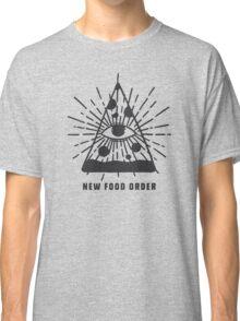 New Food Order (pizza) Classic T-Shirt