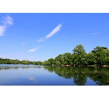 Prospect Park Lake Photographic Print