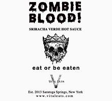 Zombie Blood - Sriracha Verde Hot Sauce Unisex T-Shirt