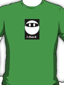 i-Hack iPhone capsule case T-Shirt