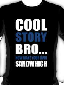 Make Your Own Sandwhich T-Shirt