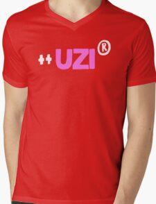 Lil Uzi Vert Logo Mens V-Neck T-Shirt