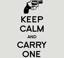 Keep Calm - Carry One Unisex T-Shirt