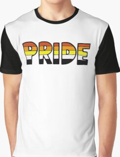 Lithsexual Pride Flag Graphic T-Shirt