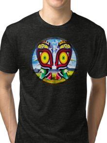The Majora Bell Tri-blend T-Shirt