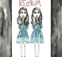 The Grady Twins by Regina Amato