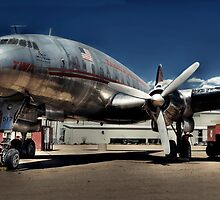 TWA From the Past by Ken Smith