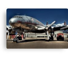 TWA From the Past Canvas Print