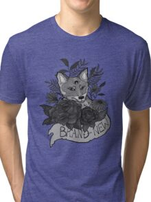 Sharp as a fox Tri-blend T-Shirt