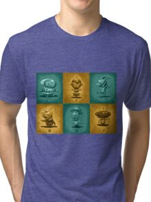 Introducing the Vowels... Tri-blend T-Shirt
