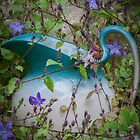 Forgotten jug by Sue Purveur