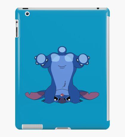 Stitch's Butt iPad Case/Skin