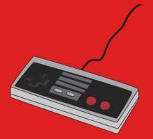 Classic Game Controller - NES Nostalgia Kids Tee