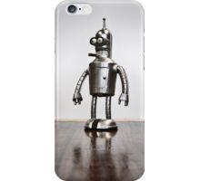 Evil Robot! iPhone Case/Skin
