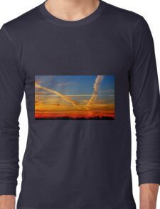 Breaking The Sound Barrier Long Sleeve T-Shirt