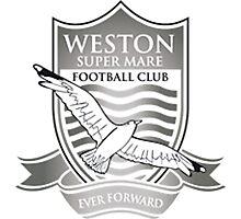 Weston Super Mare Badge - National League South Photographic Print