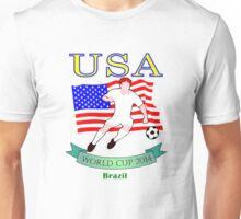USA World Cup 2014 Team Unisex T-Shirt