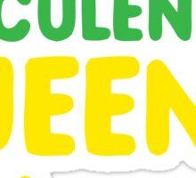 Succulent queen Sticker