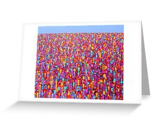 Urban Evolution Greeting Card