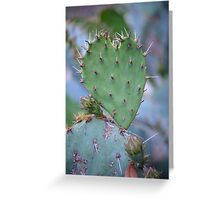 My heart may be prickly, but it belongs to you Greeting Card