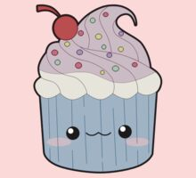 Chibi Cupcake One Piece - Long Sleeve