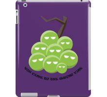 Grape Gang iPad Case/Skin
