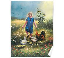 Country Chicks Poster