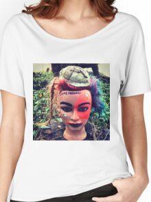 ilovemakonnen - Makonnen Doll | JAKKOUTTHEBXX  Women's Relaxed Fit T-Shirt
