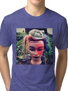 ilovemakonnen - Makonnen Doll   JAKKOUTTHEBXX  Tri-blend T-Shirt