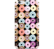 pattern delicious donuts  iPhone Case/Skin
