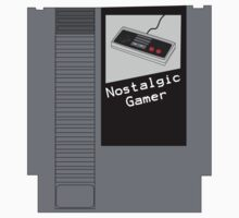 NES Cartridge - Nostalgic Gamer One Piece - Short Sleeve