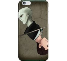 Lord Voldemort Playing Card iPhone Case/Skin