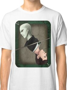 Lord Voldemort Playing Card Classic T-Shirt